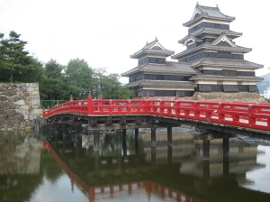 Matsumoto castle - built in 1504!